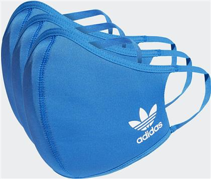 Adidas Face Covers M/L Blue Bird 3τμχ