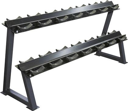 Amila Chromed Dumbell Rack EX