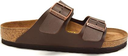Birkenstock Arizona Birko-Flor Dark Brown Regular Fit