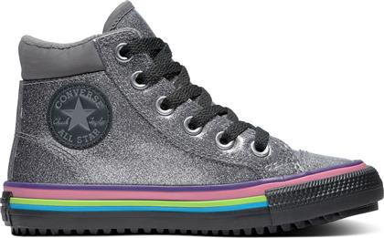 Converse Chuck Taylor All Star Converse Boot Coated Glitter 668481C