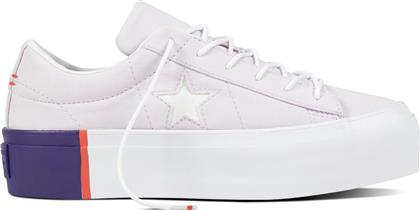 Converse One Star Platform Tri-Block