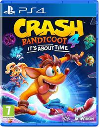 Crash Bandicoot 4: It's About Time PS4 από το Shop365