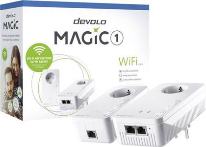 Devolo Magic 1 WiFi 2|1 Starter Kit από το Media Markt