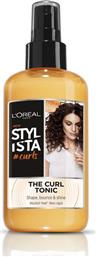 L'Oreal Stylista Curl Tonic Hair Styling Spray 200ml