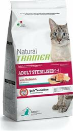 Natural Trainer Adult Sterilized Salmon 3kg