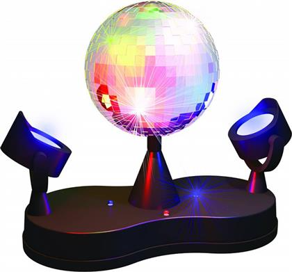 Party Fun Lights 86521 Twin LED Project Disco Lamp