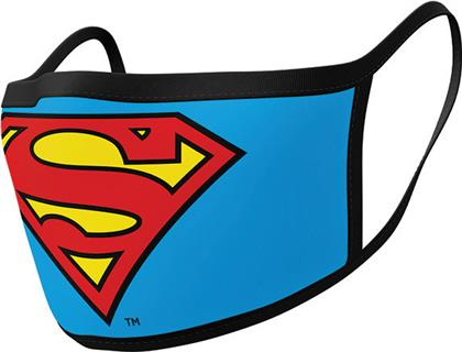 Pyramid International Face Cover Triple Layer Protection DC Comics Superman 2τμχ