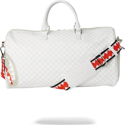 Sprayground Sharks In Paris Mean & Clean D3277 46cm White