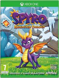 Spyro Reignited Trilogy XBOX ONE από το Media Markt