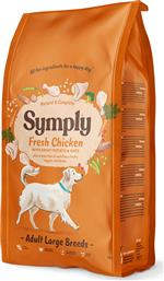 Symply Large Breed Adult Fresh Chicken 12kg