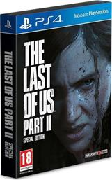 The Last of Us Part II (Special Edition) PS4 από το Shop365