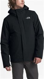The North Face Carto Zip-In Triclimate Black από το Athletix