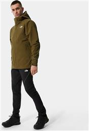 The North Face Carto Zip-In Triclimate Khaki από το Athletix