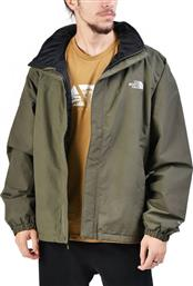 The North Face Resolve Insulated Jacket Khaki από το Athletix