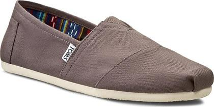 Toms Classic Canvas 10000864 Grey