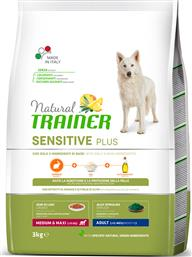 Trainer Adult Sensitive Medium & Maxi with Rabbit 3kg