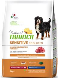 Trainer Sensitive Adult M/M Lamb 3kg