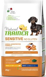 Trainer Sensitive Adult Mini Salmon 2kg