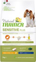 Trainer Sensitive Plus Small & Toy Rabbit 2kg