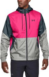 Under Armour Field House Exuberant Pink/Gravity Green από το Cosmos Sport
