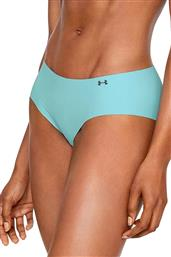 Under Armour Pure Stretch Print Hipster Light Blue από το Z-mall