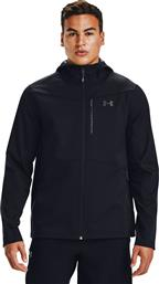 Under Armour Shield Hooded Black από το Z-mall
