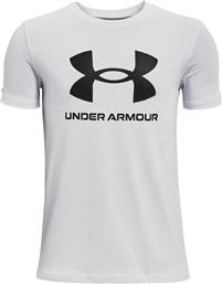 Under Armour T-Shirt Sportstyle Logo SS 1363282-014