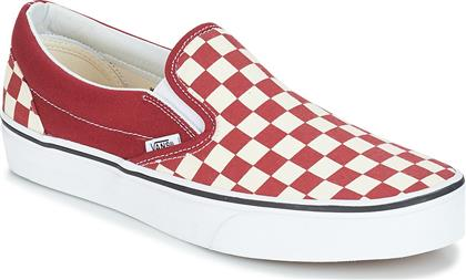Vans Checkerboard VN0A38F7VLW1 Rumba Red