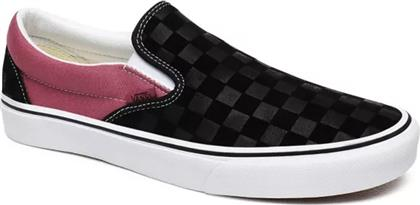 Vans Deboss Checkerboard Classic VN0A4U38WS5 Black / Heather Rose